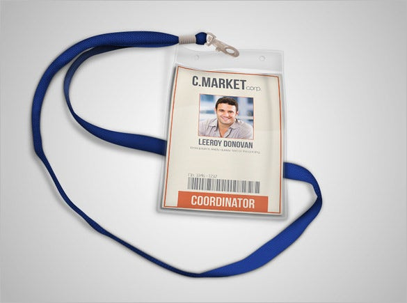 18 ID Card Templates Free PSD Documents Download – Id Card Psd Template