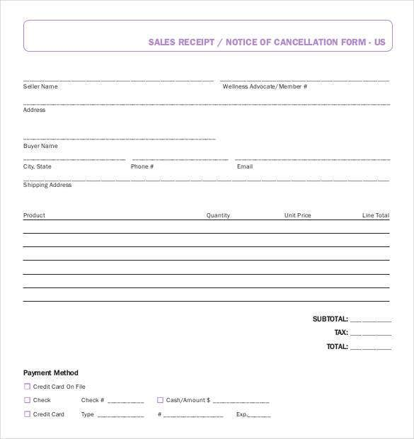 sale-receipt-notice-of-cancellation-form