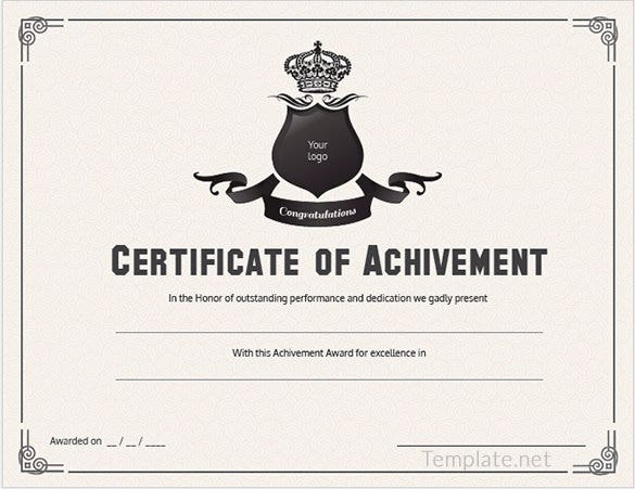 Award certificate template illustrator choice image certificate award certificate template illustrator yelopaper Gallery