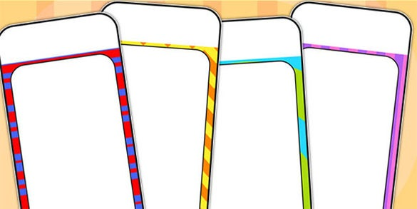 12+ Best Coloring Bookmark Templates For Kids | Free & Premium ...