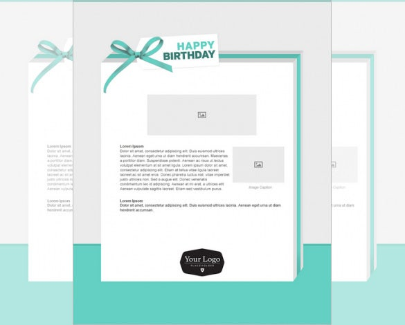 say happy birthday email template