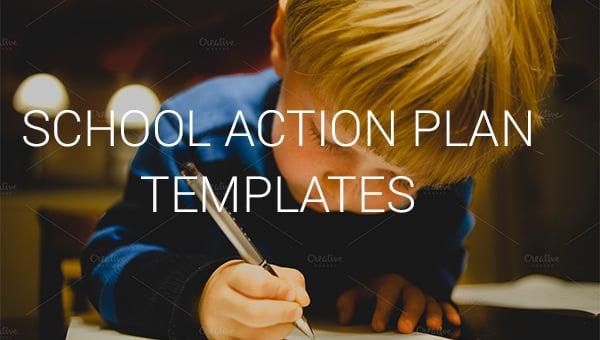 schoolactionplantemplates