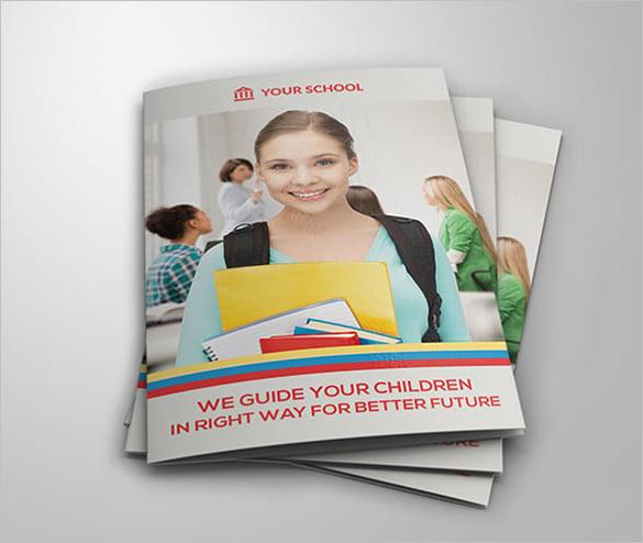 school brochure vol 1