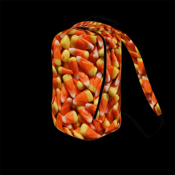 simple product design candy corn template