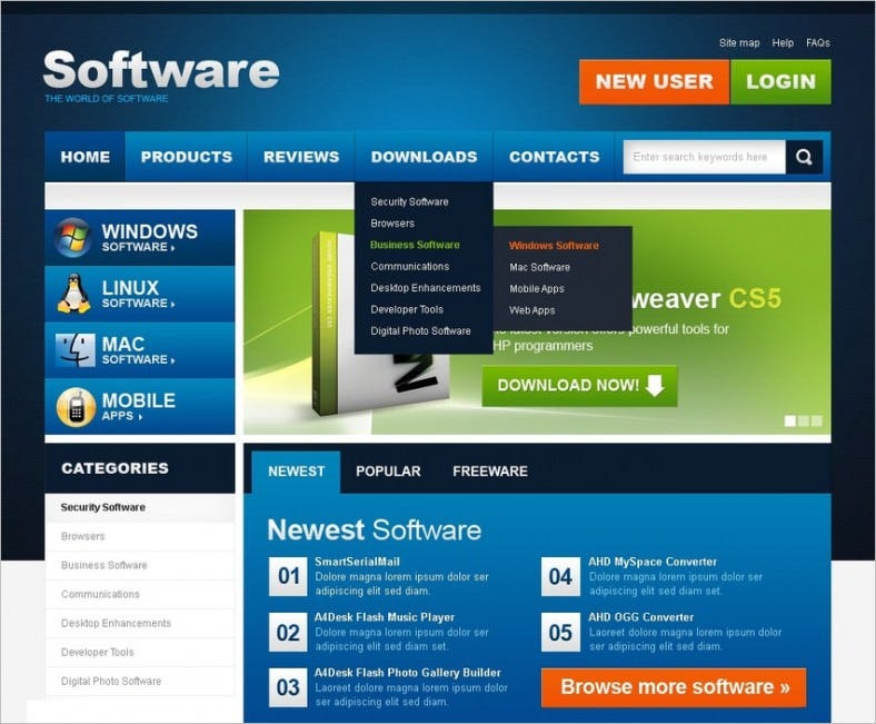 software store psd template 2 788x651