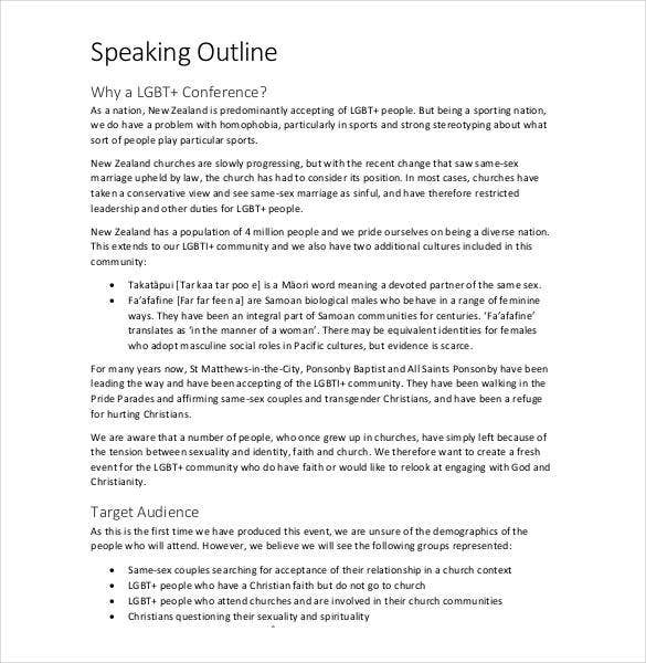 speaking-outline-template-example