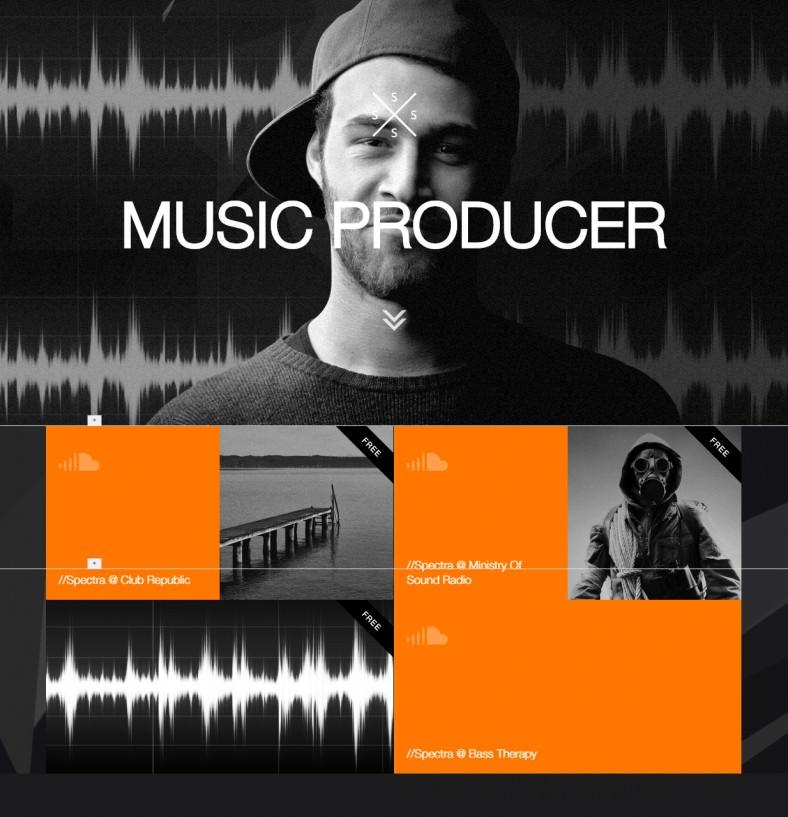 spectra responsive dj music theme 788x817