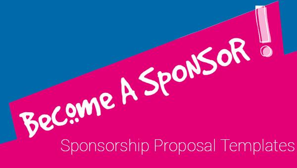 sponsorshipproposaltemplates