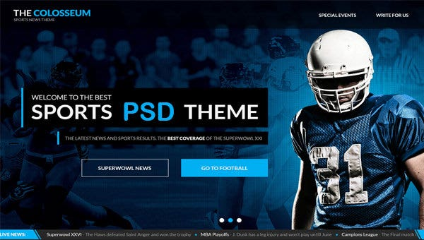 sportspsdwebsitetemplates