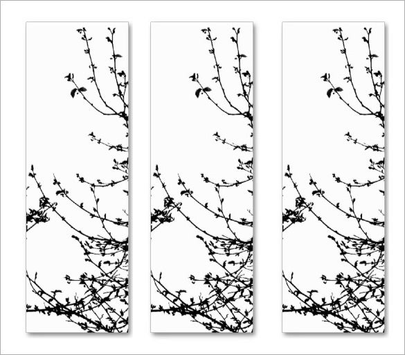 spring affair bookmark free