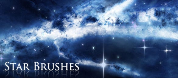 star photoshop brushes free