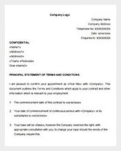 Statement-Employment-Contract-Templatess