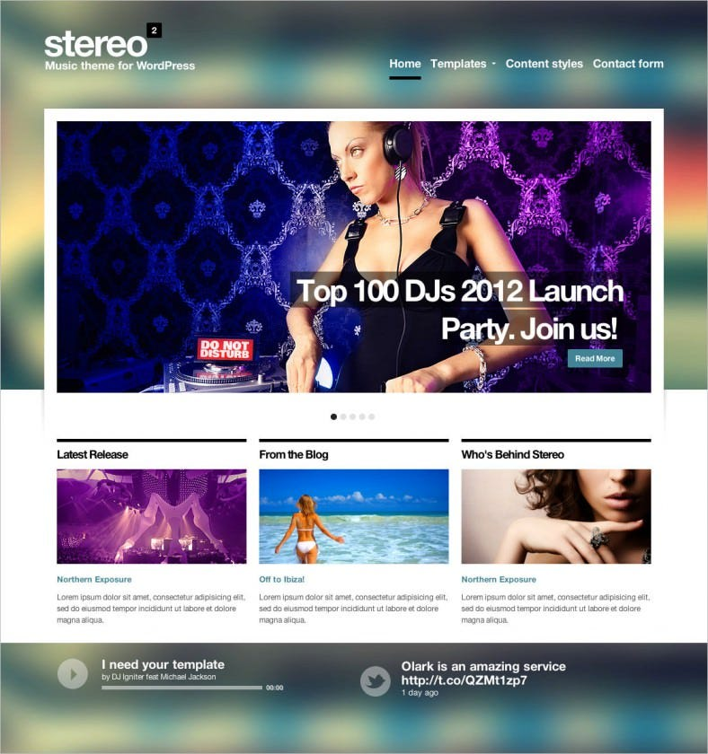 stereo squared responsive music html template 788x840