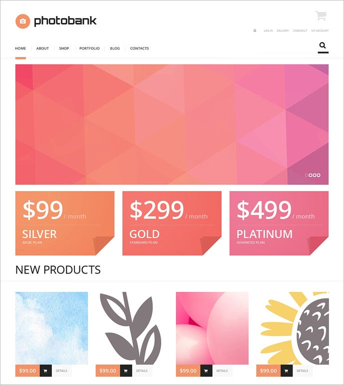 stock photo responsive woocommerce theme 21