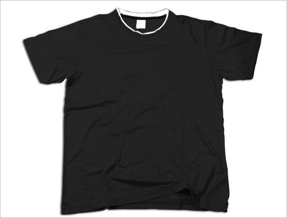 t shirt template psd