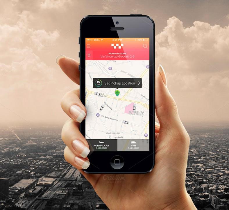 taxi app template 788x722