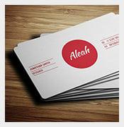 textured contact card