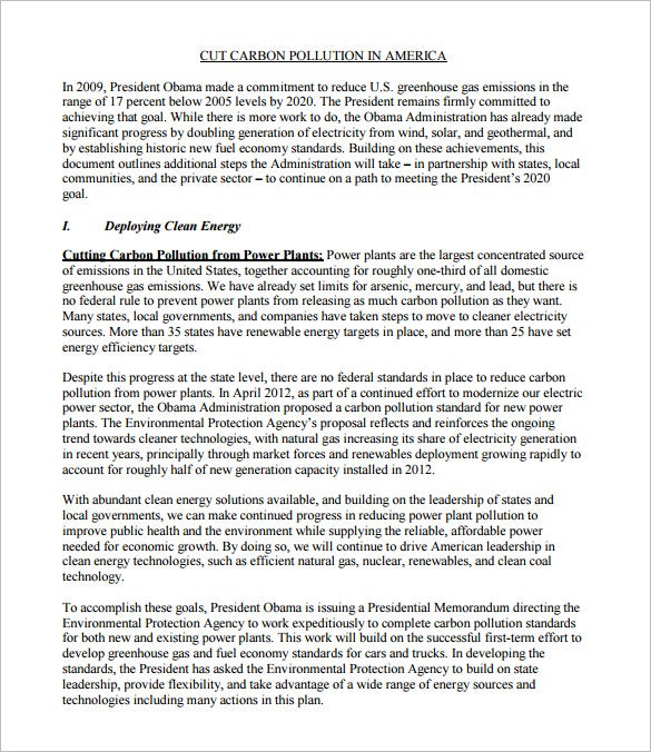 the president%e2%80%99s climate action plan template pdf file