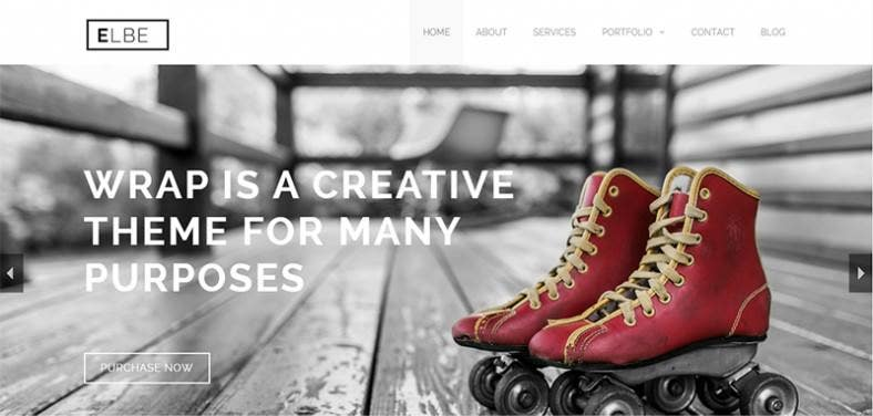 Top Jekyll Template for Company, Design Studio, Business