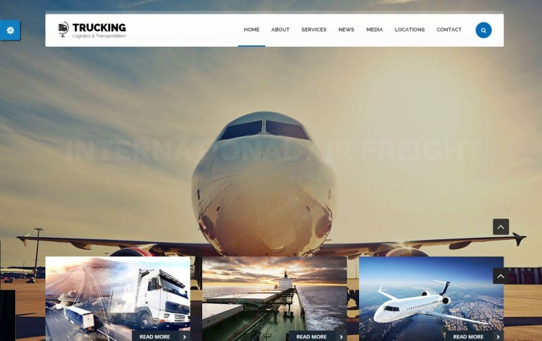 top logistics transportation html template 788x496