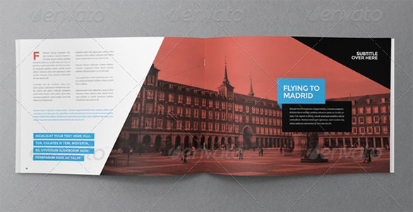 31 modern brochure design templates psd indesign for Modern brochure design templates