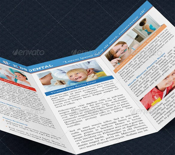 Medical brochure templates 41 free psd ai vector eps for Office brochure templates
