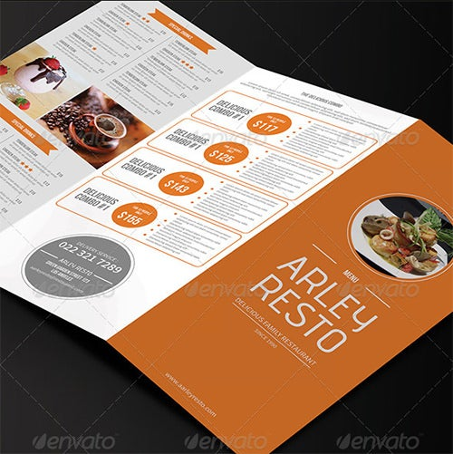 35  breakfast menu templates