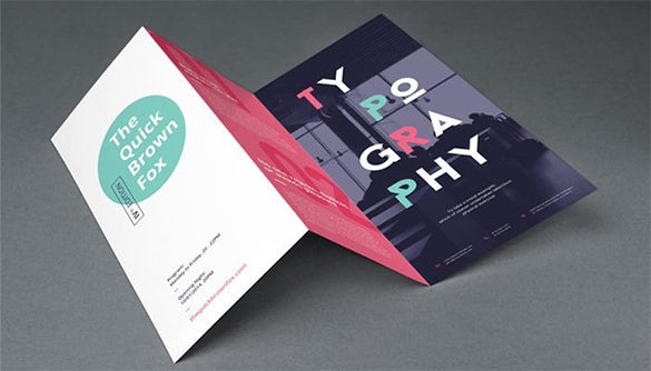 37 amazing brochure design inspirations free premium for Interesting brochure designs