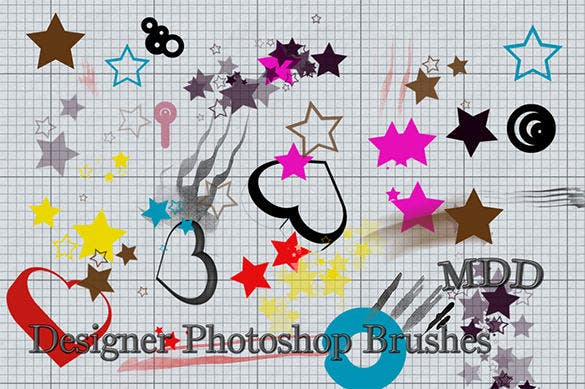 ultimate star photoshop brush collection 5