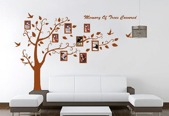 11 popular editable family tree templates designs for Large tree template for wall