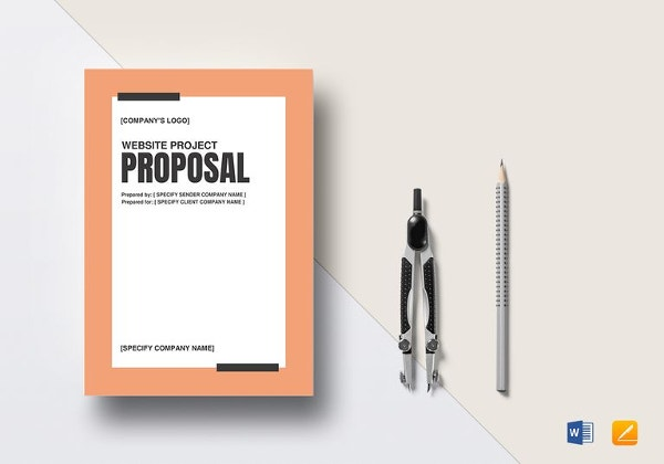 website-project-proposal-template