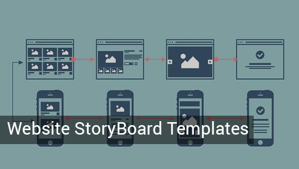 websitestoryboardtemplates