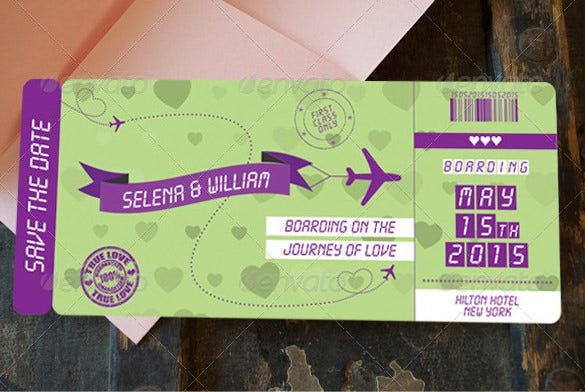24 boarding pass invitation templates psd ai vector eps free wedding boarding pass invitation vector eps stopboris Gallery
