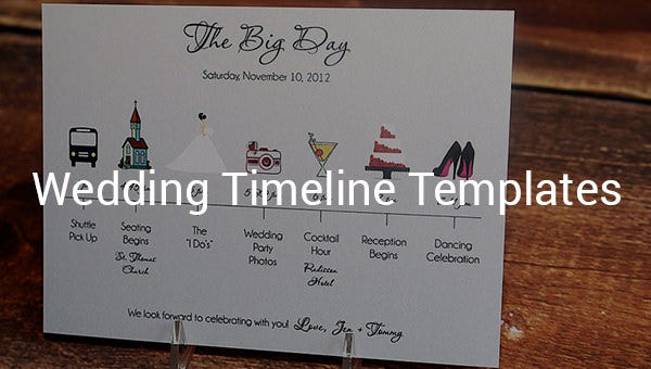 weddingtimelinetemplate