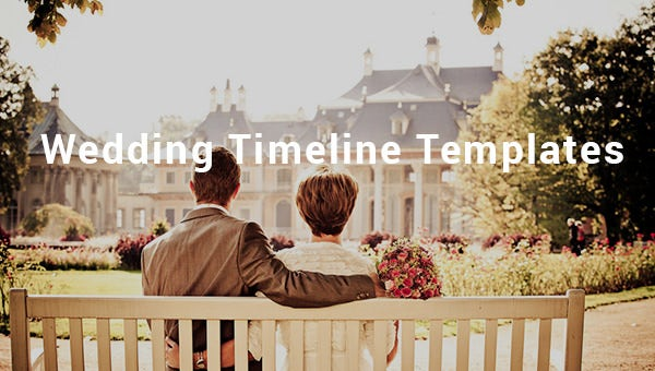 weddingtimelinetemplates
