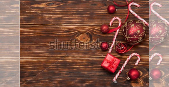 wooden background candy cane template