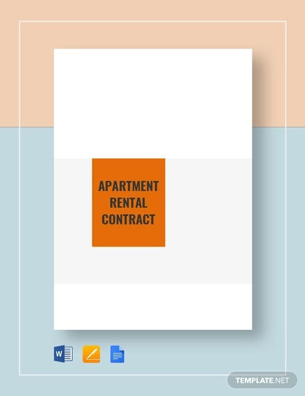 apartment rental contract1