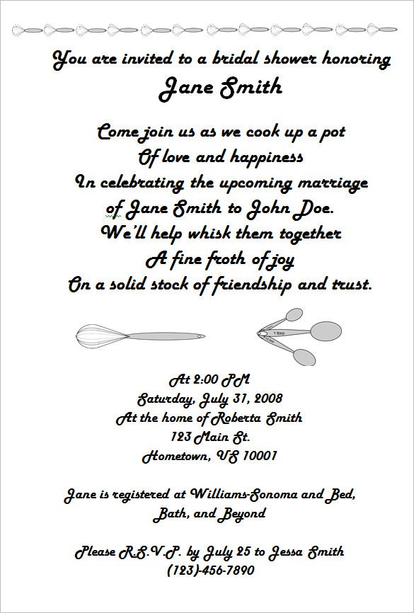 Money As A Wedding Gift Cash Or Check : 50+ Microsoft Invitation Templates - Free Samples, Examples & Format ...