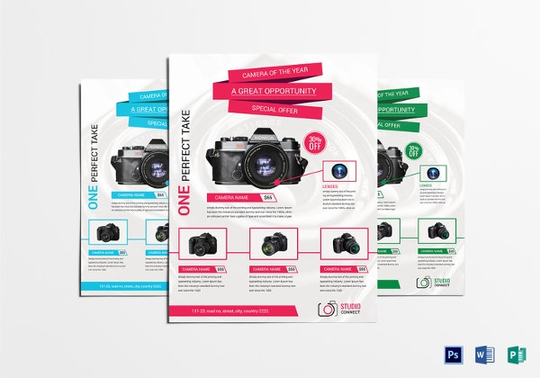 18 Popular Psd Promotional Flyer Templates Free Premium Templates