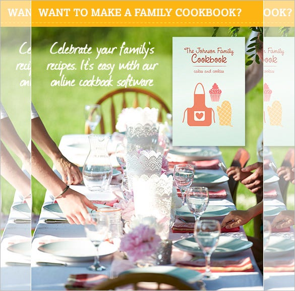 create your own cookbook online