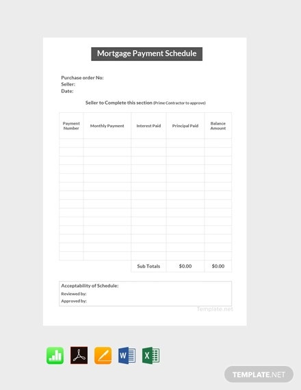 free mortage payment