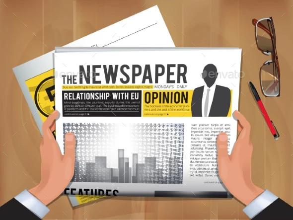 news ppaer