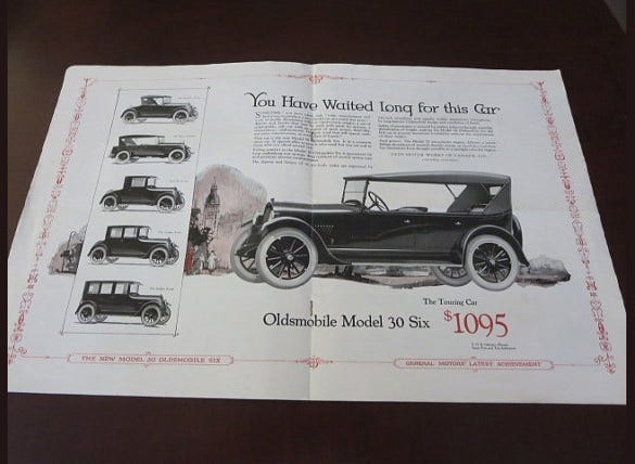 18+ Old Car Brochures – Free Word, Pdf, Psd, Eps, Indesign Format