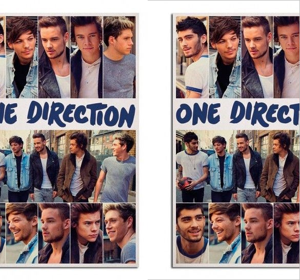 one direction poster ideas