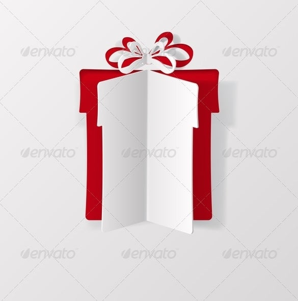paper gift box template1