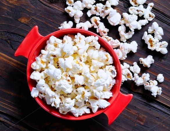 plastic popcorn boxes