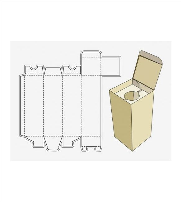 rectangular box