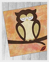 A7-Owl-Envelope-Design