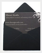 Black-Colour-Business-Envelope