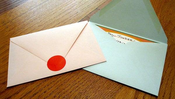 envelope template1